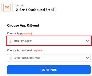DRACOON and Zapier 4
