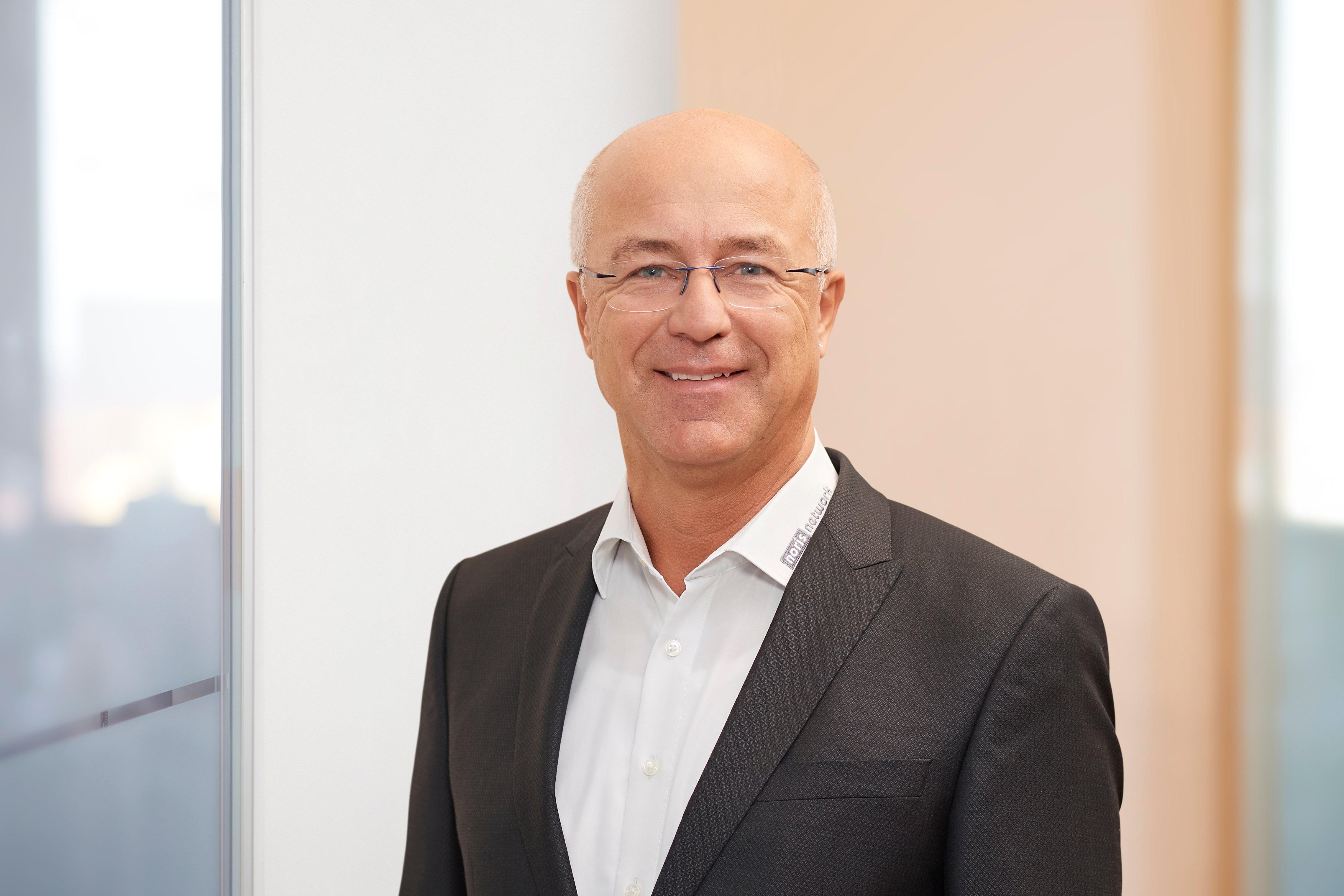 Michael Stapfer, Key Account Manager noris network