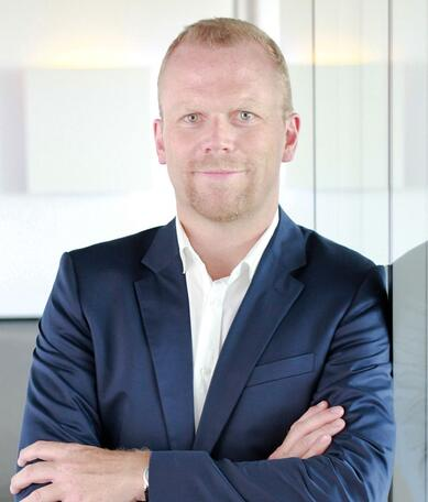 Franz Kögl, CEO of IntraFind