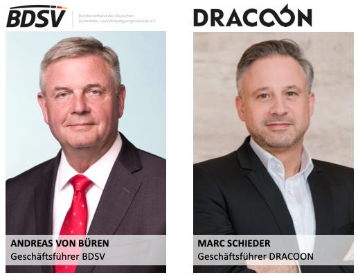 DRACOON wird als erstes Softwareunternehmen Mitglied beim BDSV