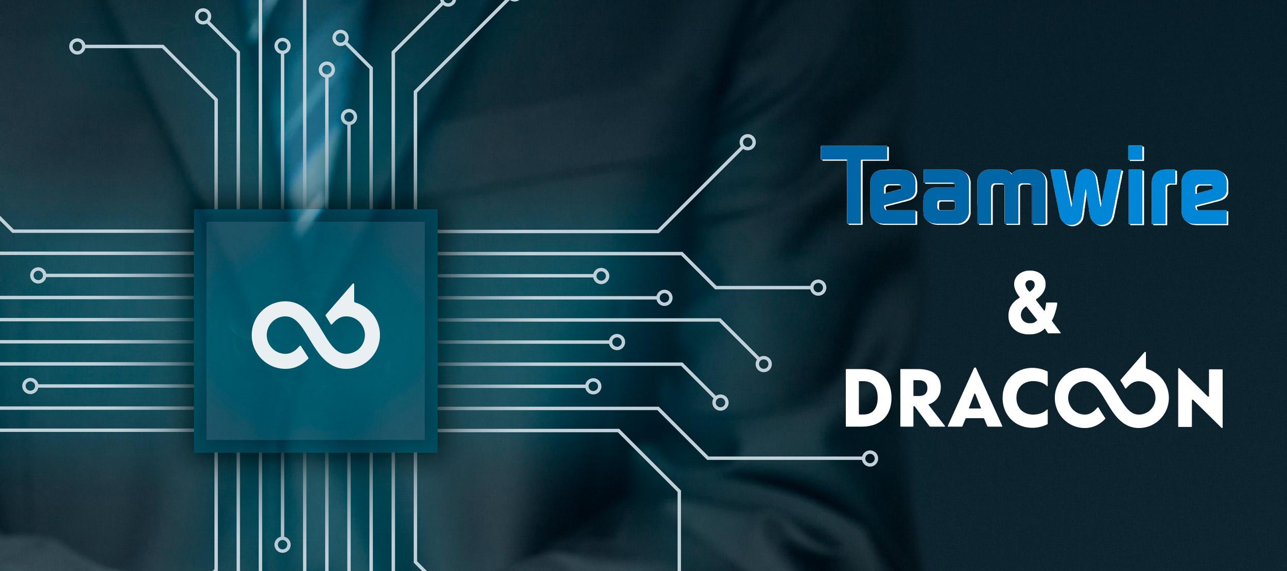 DRACOON und Teamwire bieten DSGVO-konformen Messenger und Filesharing
