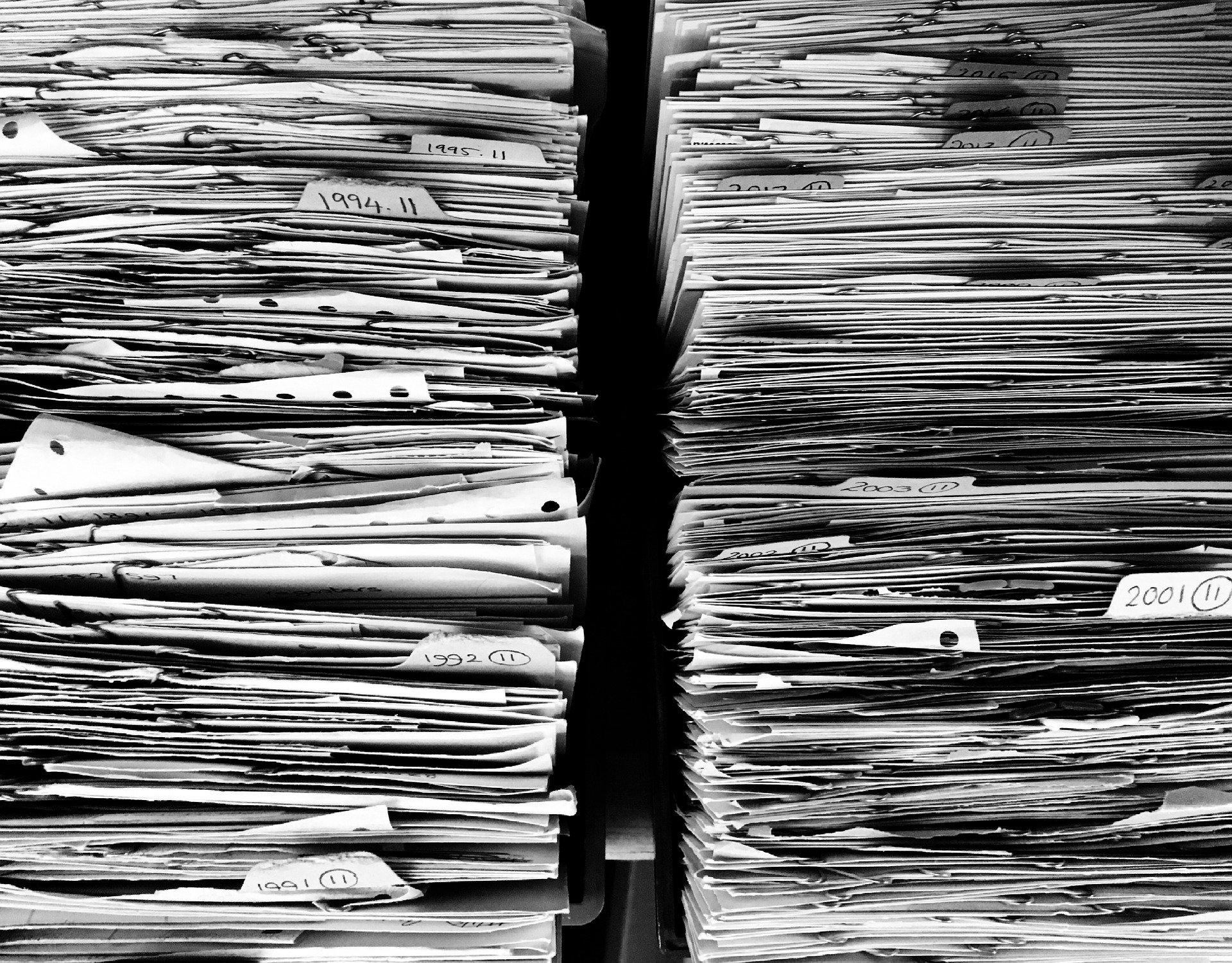 Viele Personaldaten werden lückenhaft und nicht gesetzeskonform gespeichert