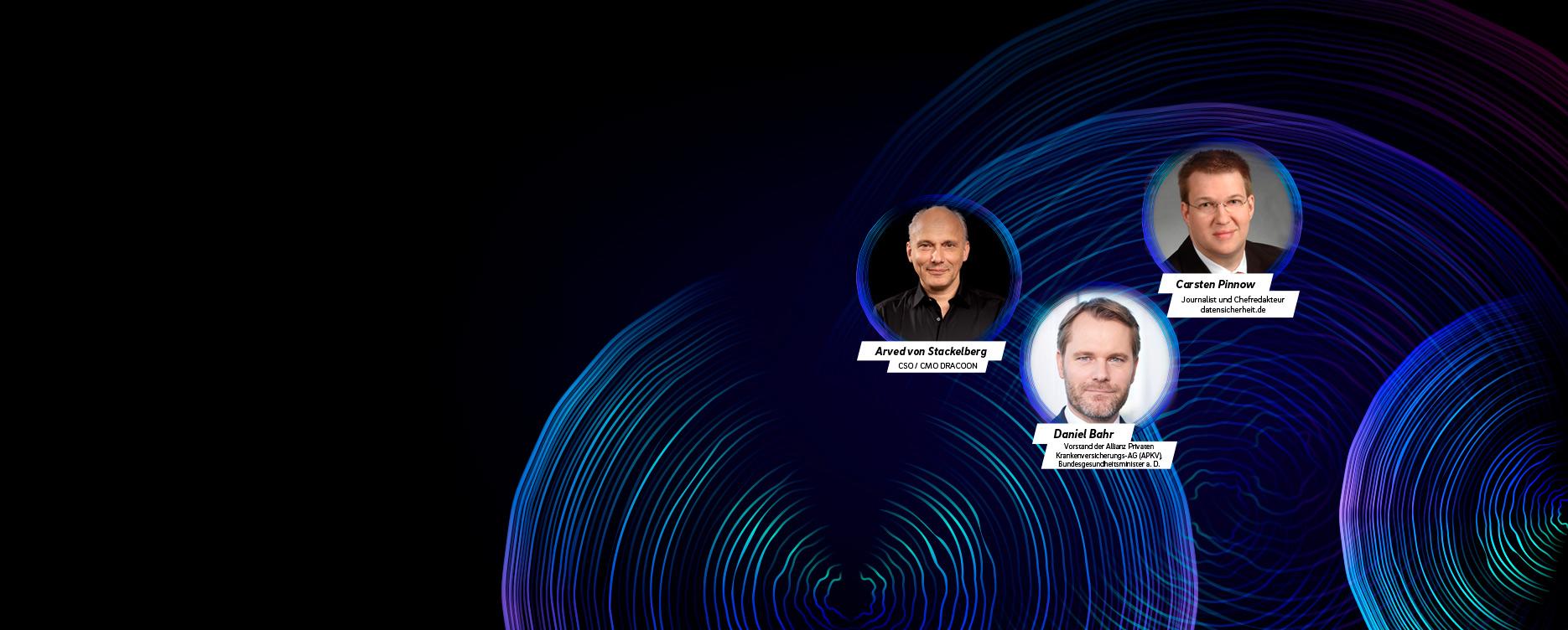 THE NEXT STEP - Panel-Talk BCM & Remote Security aus Sicht des Managements
