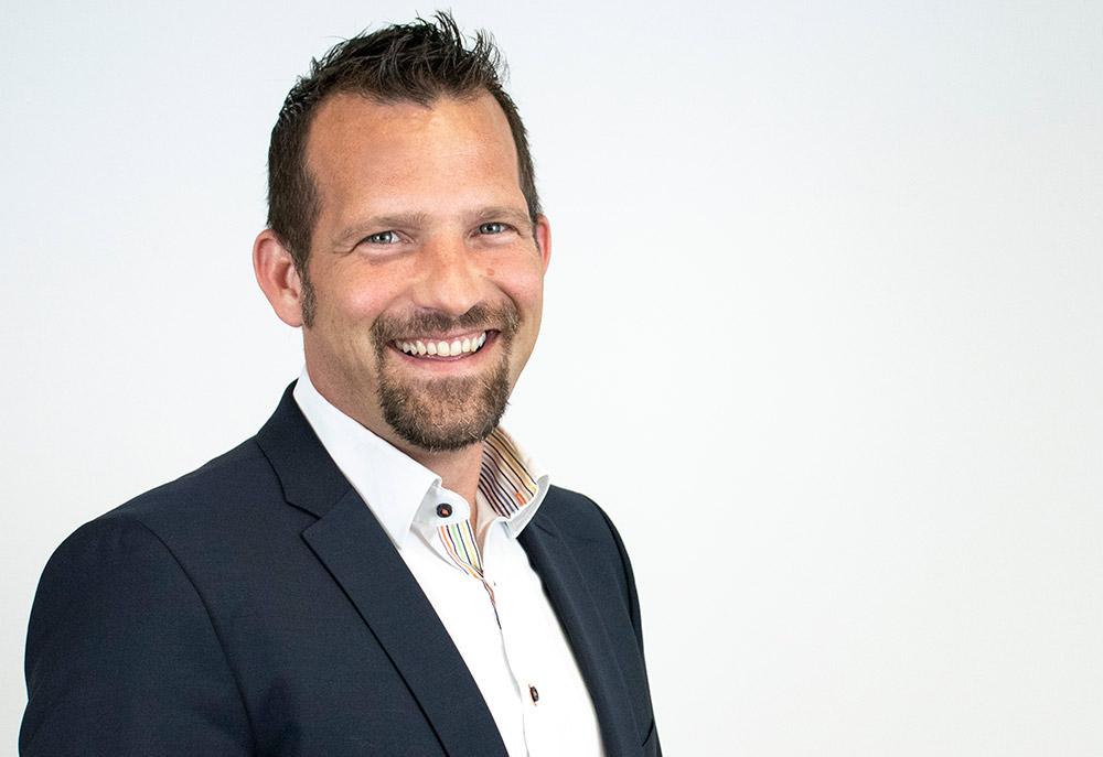 Mark Kieffer is the new Senior Channel Sales Manager