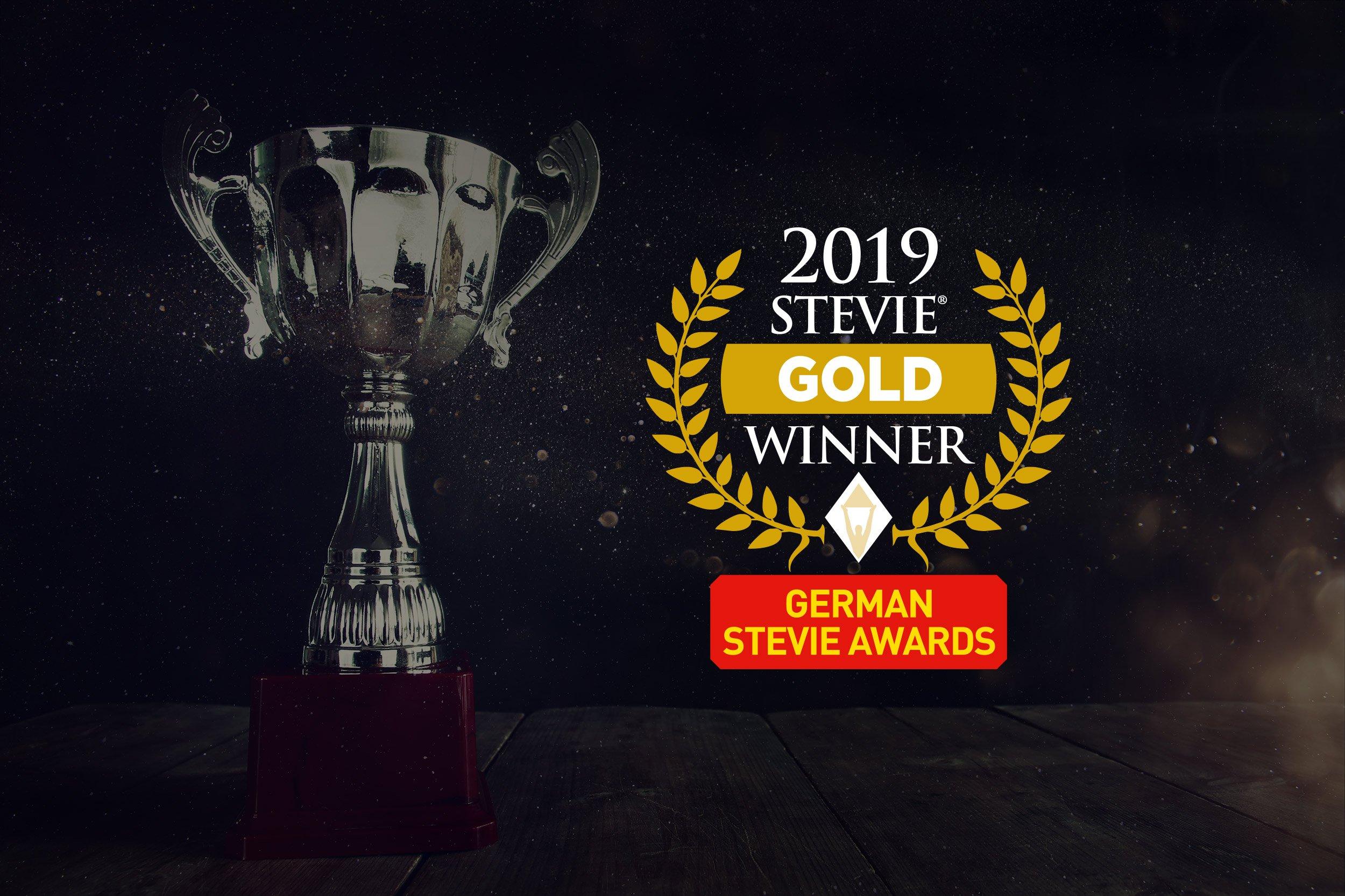 DRACOON wird zweifach mit dem Stevie Award ausgezeichnet