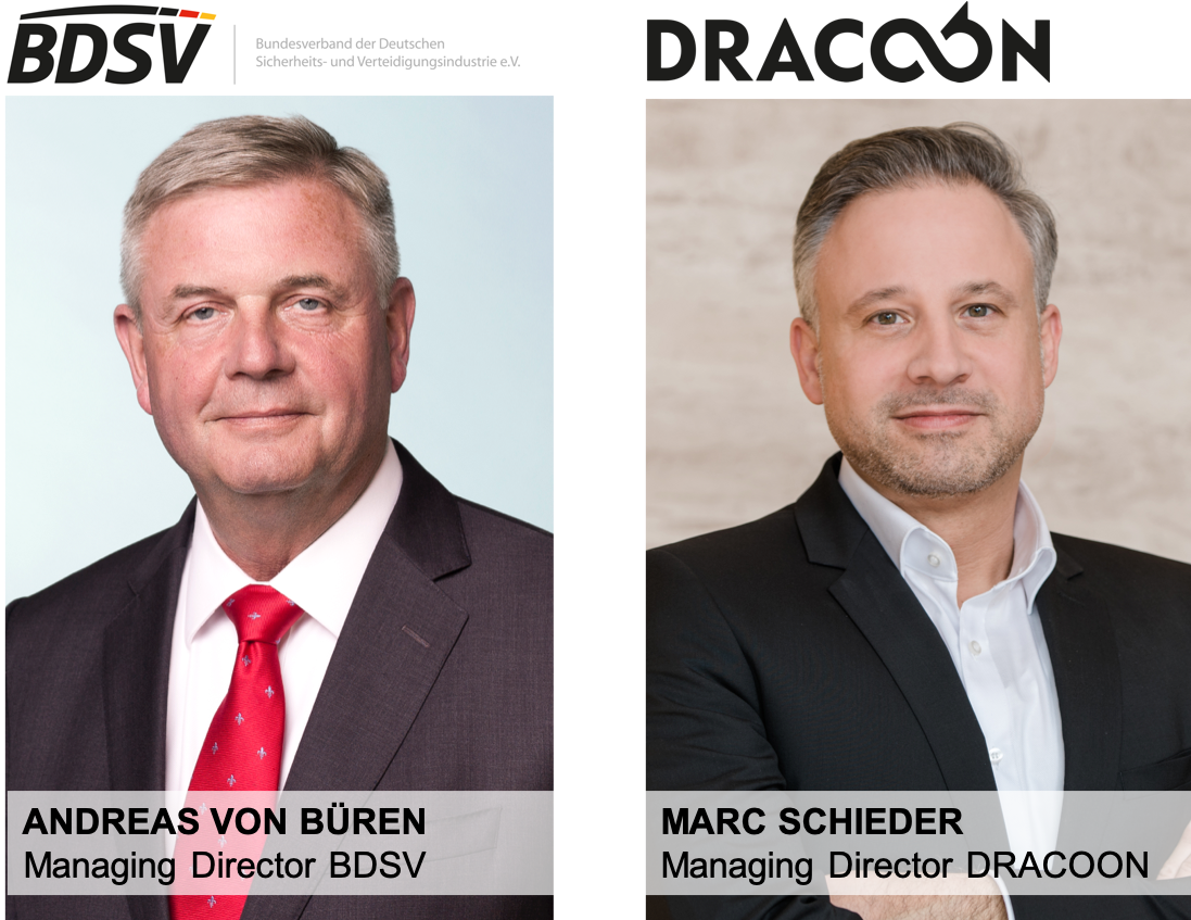 DRACOON is the first software company to become a member of the BDSV