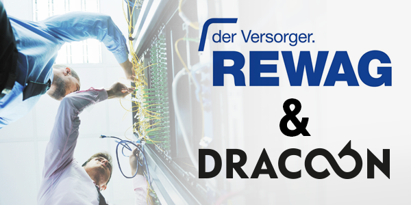 DRACOON as a Secure Collaboration Platform for REWAG