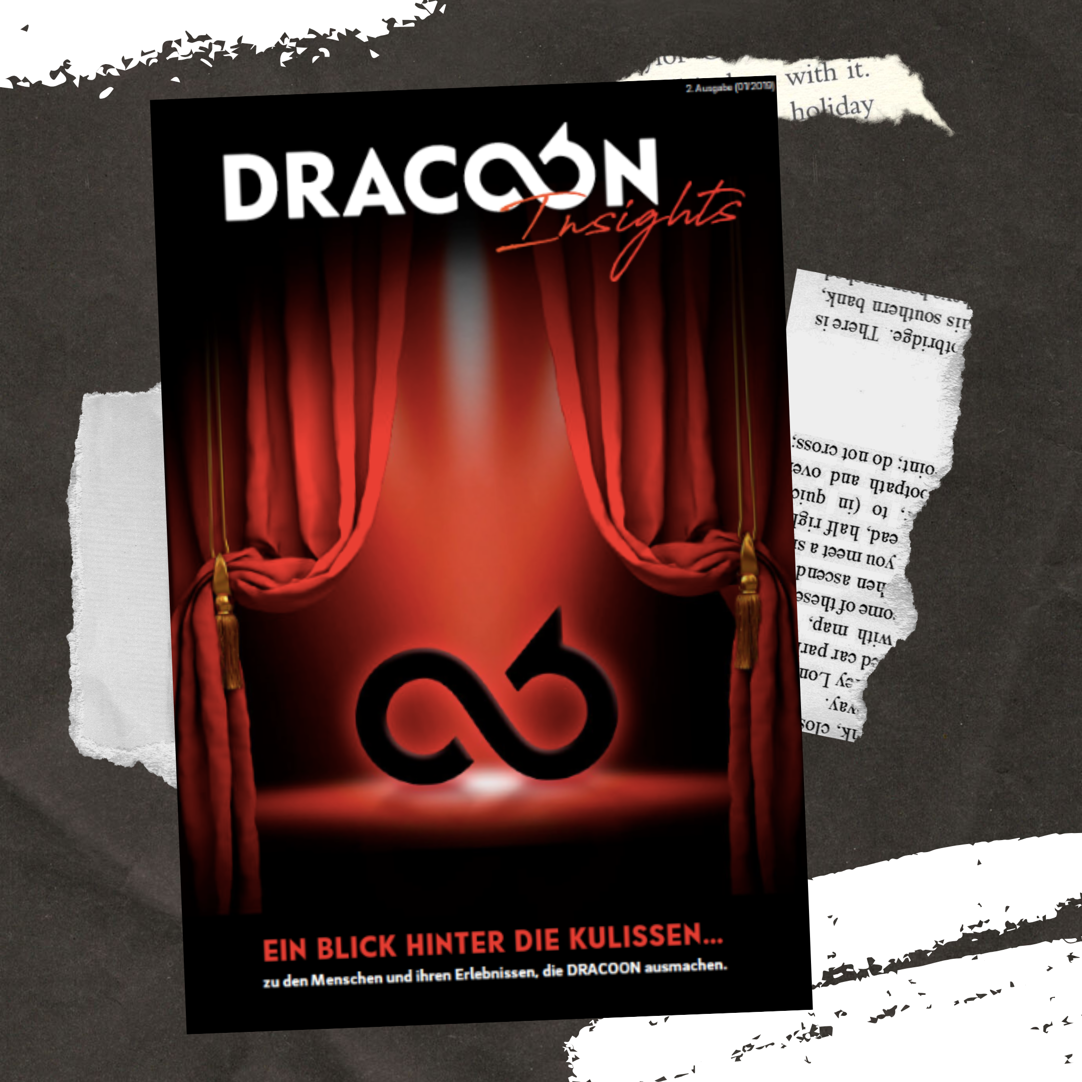 Welcome to the second issue of our magazine DRACOON Insights