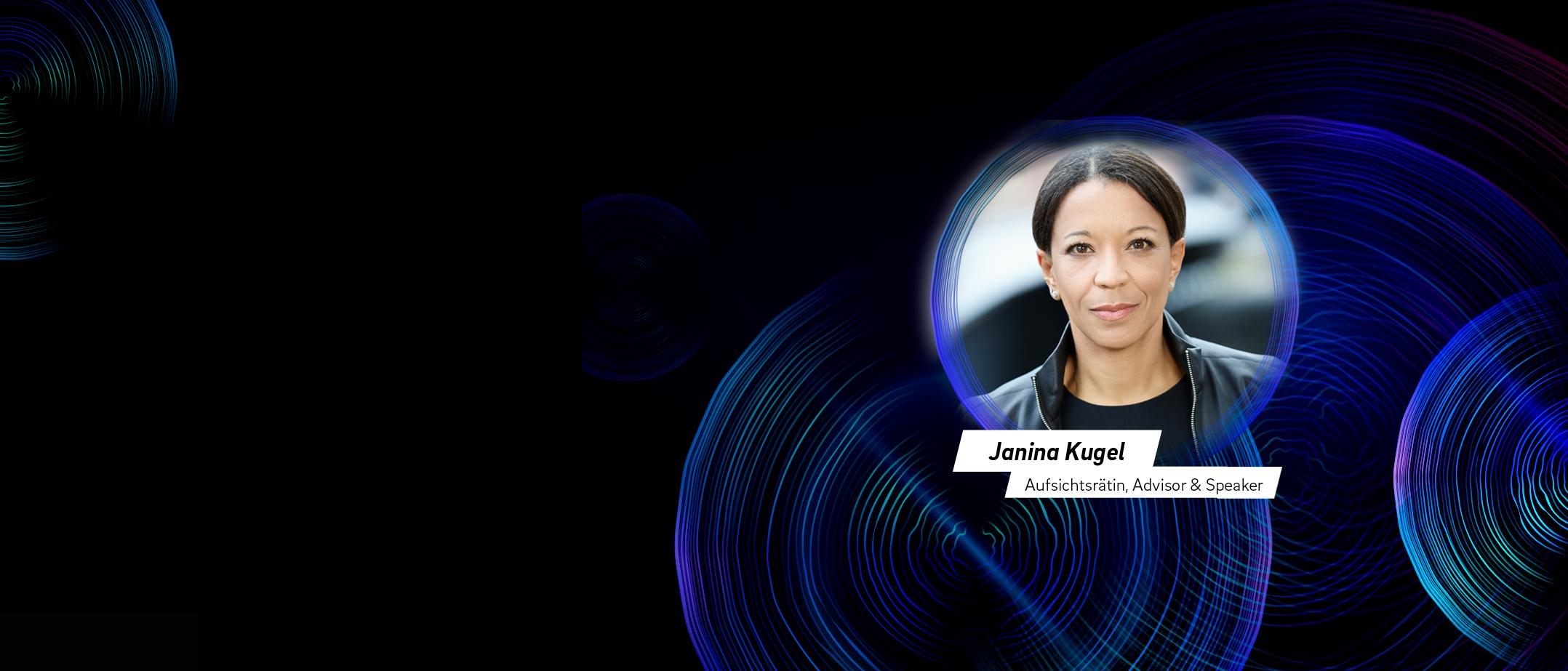 THE NEXT STEP - Janina Kugel und das neue Normal